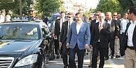 Başbakan Ahmet Davutoğlu Konyadan Ayrıldı