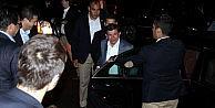 Başbakan Davutoğlu 11. Cumhurbaşkanı Abdullah Gülün Annesi Ve Babasını Ziyaret Etti