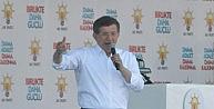 Başbakan Davutoğlu: Bizim Büyük Türkiye İdealimiz Ambalajlanmayacak Kadar Büyük