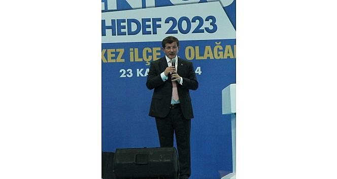 Başbakan Davutoğlu Dersim İçin Özür Diledi