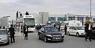 Başbakan Davutoğlu Kayseri'de