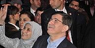 Başbakan Davutoğlu, Sivas Valiliğini Ziyaret Etti