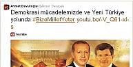 Başbakan Davutoğlundan 27 Nisan E-muhtırasının Yıldönümünde Anlamlı Video