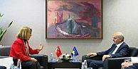 Başbakan Davutoğlu'nun Tebrik Mesajı, Kosova'nın Yeni Başbakanına Takdim Edildi