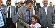 Başbakan Yardımcısı Babacan Ayvalıkta İncelemelerde Bulundu