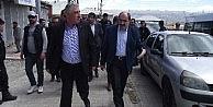 Başkalede AK Partililere Saldırı