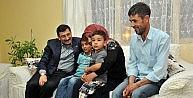Başkan AK, Keçiörenli'lerin Evlerine Misafir Oluyor