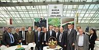 Başkan Altepe'den Bursalı Firmalara Destek