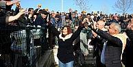 Başkan Çerçioğluna Portakallı Teşekkür