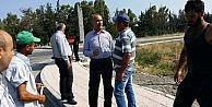 Başkan Culha'dan Dolmuş Şoförlerine Ziyaret