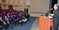 Başkan Gümrükçüoğlu Bilirkişilik Sistemini Eleştirdi