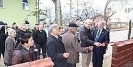 Başkan Karaman, Şadirvan Açılışı Yaptı
