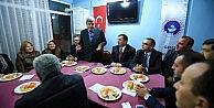 Başkan Karaosmanoğlu, Gebze'de Halkla Bütünleşti