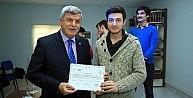 - Başkan Karaosmanoğlundan Beyaz Kalplere Ziyaret