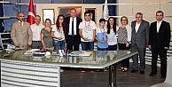 Başkan Mehmet Keleş TEOG'cuları Ödüllendirdi