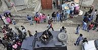 Batmandaki Kobani Eylemlerinde 4 Gözaltı