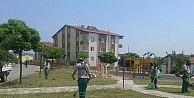 Bayram Öncesi İzmit'te Çevre Düzenleme Çalışmalarına Hız Verildi