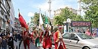 Bayrampaşada İstanbulun Fethi Mehteran Gösterisiyle Kutlandı