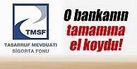BDDK Bank Asyayı TMSFye devretti