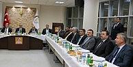 Belediye Başkanları Gördes'te Toplandı