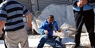 Belediye İşçileri Yıkılan Duvarın Altında Kaldı: 1 Ölü, 3ü Ağır 5 Yaralı
