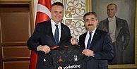Beşiktaş, Boluda Tesis Kurmak İçin Araştırma Yapıyor