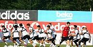 Beşiktaş Yeni Sezon Hazırlıklarını Sürdürüyor