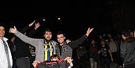 Beşiktaşın Galibiyet Sevinci Sokaklara Taştı