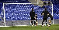 Beşiktaş'ta Tottenham Hazırları Tamam