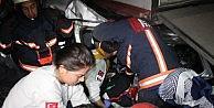 Beyoğlunda Kaza: 2 Yaralı