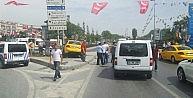 Beyoğlunda Trafik Kazası: 4 Yaralı