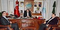 Bik Genel Müdürü Atalay, Başkan Yazgı'yı Ziyaret Etti