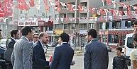 Bilal Erdoğan, Tügva Şırnak Şubesinin Açılışını Yaptı