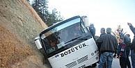 Bilecik'te Meydana Gelen Trafik Kazasında 21 Kişi Ölümden Döndü