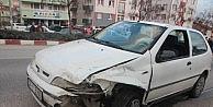 Bilecikte Meydana Gelen Trafik Kazasında 3 Kişi Yaralandı
