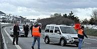 Boluda Trafik Kazası: 4 Yaralı