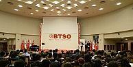 Btso, Endüstri Mühendisliği Ve Sanayi Zirvesi'ne Ev Sahipliği Yaptı