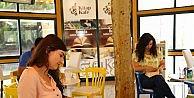 Bucalılar Kitap Kafe'yi Çok Sevdi