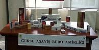 Bursa'da 98 Paket Kaçak Sigara Ele Geçirildi