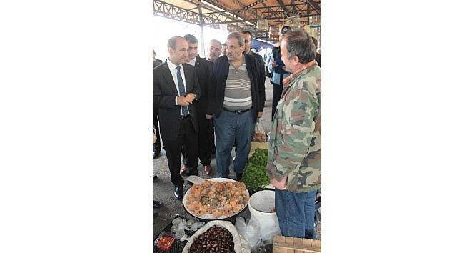 Bursa'da Hayat Kurtaran Denetim...(özel Haber)