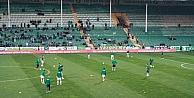 Bursaspor - Gençlerbirliği Maçının 11leri Belli Oldu
