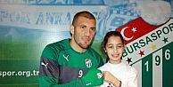 Bursasporlu Futbolculardan Talasemili Çocuklara Anlamlı Destek