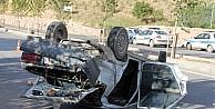 Çankiri'da Trafik Kazası: 2 Yaralı