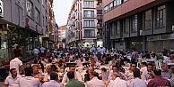 CHP Çan İlçe Örgütünden İftar Yemeği