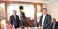 Chp Genel Başkan Yardımcısı Veli Ağbaba Niğde'de