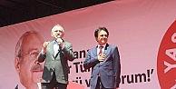 CHP Genel Başkanı Kemal Kılıçdaroğlu Niğdede