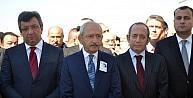 Chp Genel Başkanı Kılıçdaroğlu, Yazar Talip Apaydın'ın Cenaze Namazına Katıldı