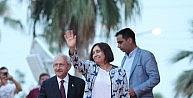 CHP Lideri Kılıçdaroğlu Mersinde