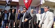 CHP Melekli Beldesinde Seçim Bürosunu Açtı
