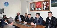 CHP Mersin Milletvekili Atıcı Bingölde